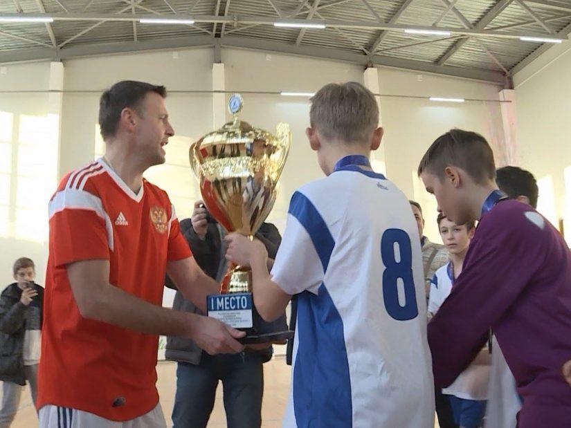 В Костроме прошли финальные игры областного турнира по мини-футболу на Кубок «НОВАТЭК»