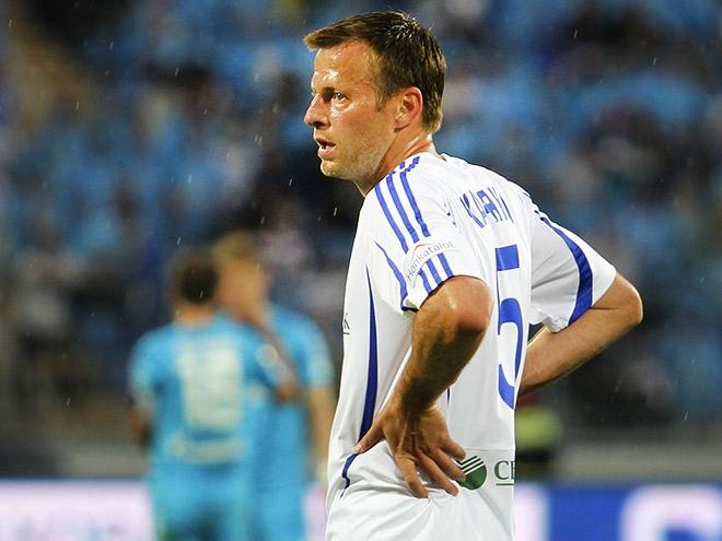 Сегодня в Кострому приедет футболист Андрей Каряка