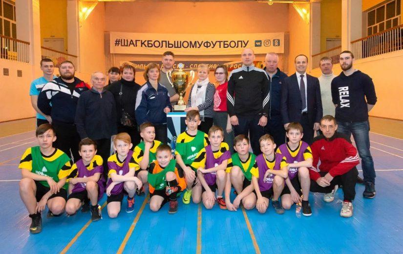 Фотоотчет мастер-класса для учителей физкультуры в рамках проекта Кубок НОВАТЭК — Шаг к большому футболу!