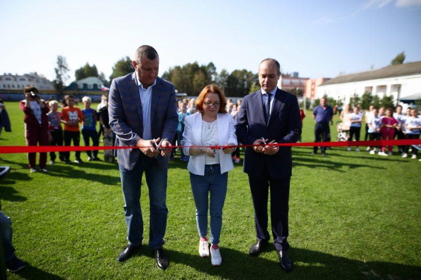 Стартовал четвёртый сезон мини-футбольного турнира «Кубок «НОВАТЭК».