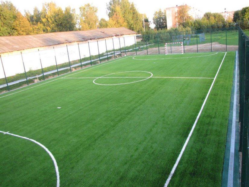 «НОВАТЭК» подарит футбольное поле юным спортсменам