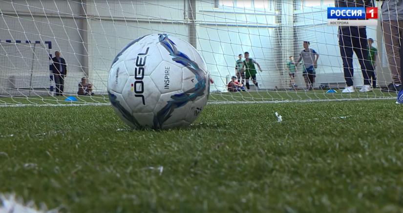 Юные костромские футболисты включились в борьбу за Кубок «НОВАТЭК»