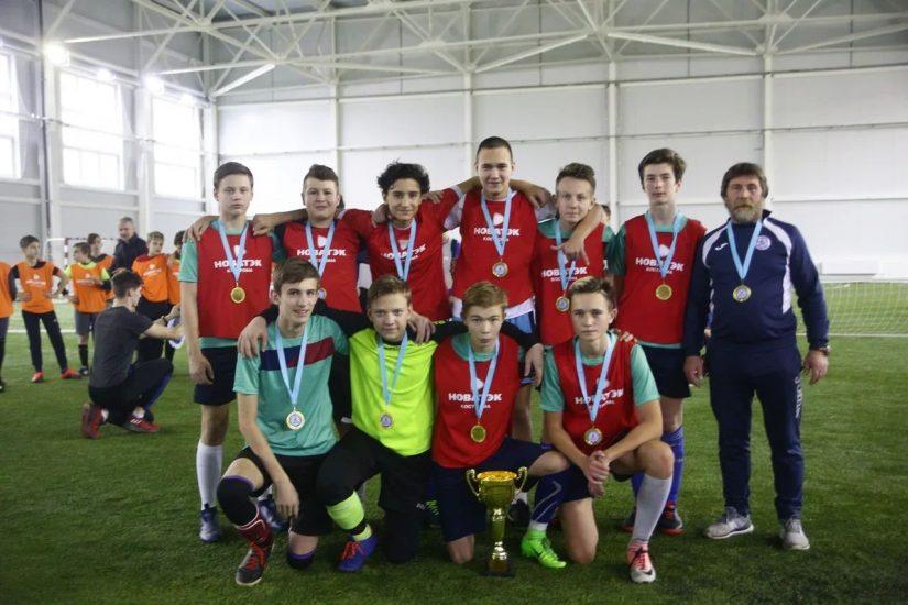Завершились игры зонального этапа соревнований по мини-футболу на Кубок «НОВАТЭК»-«Шаг к большому футболу!» по городу Костроме