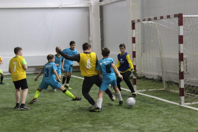 Соревнования по мини-футболу на Кубок «НОВАТЭК» — «Шаг к большому футболу!» среди команд г.Костромы